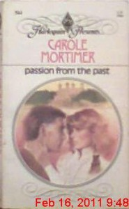 Passion from the Past (Harlequin Presents, #564) - Carole Mortimer