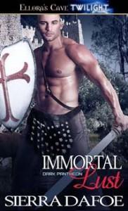 Immortal Lust - Sierra Dafoe