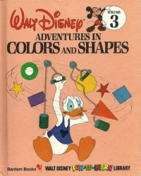 Adventures in Colors and Shapes - Walt Disney Company