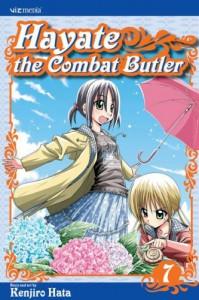 Hayate the Combat Butler, Vol. 7 - Kenjiro Hata