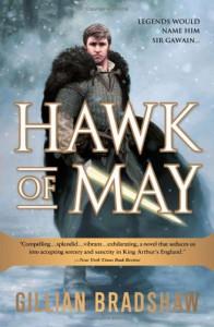 Hawk of May - Gillian Bradshaw