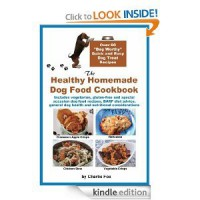 The Healthy Homemade Dog Food Cookbook - Charlie Fox