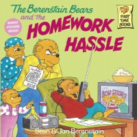 The Berenstain Bears and the Homework Hassle - Stan Berenstain, Jan Berenstain