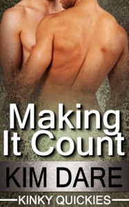 Making It Count - Kim Dare