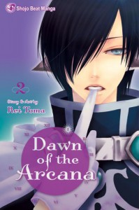 Dawn of the Arcana, Vol. 02 - Rei Tōma