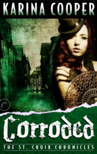 Corroded - Karina Cooper