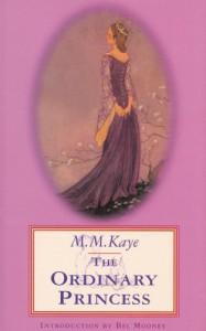 The Ordinary Princess - M. M. Kaye