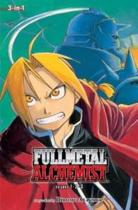 Fullmetal Alchemist: Vol. 1, 2, 3 (3-in-1 Edition, No.1) (FULL METAL ALCHEMIST 3-IN-1) - Hiromu Arakawa