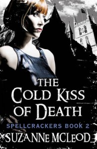 The Cold Kiss of Death (Spellcrackers, #2) - Suzanne McLeod