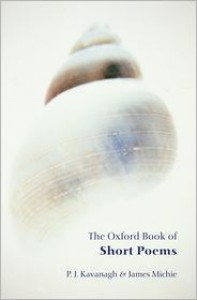 The Oxford Book of Short Poems - P. J. Kavanagh