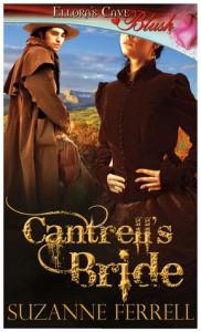 Cantrell's Bride - Suzanne Ferrell