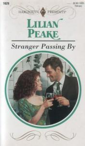 Stranger Passing by - Lilian Peake