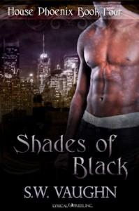 Shades of Black - S.W. Vaughn