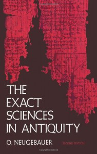 The Exact Sciences in Antiquity - Otto Neugebauer