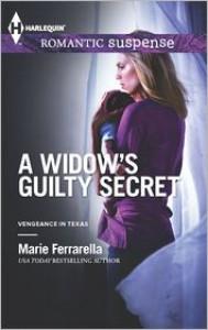 A Widow's Guilty Secret (Harlequin Romantic Suspense Series #1736) - Marie Ferrarella