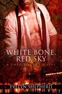 White Bone, Red Sky - Evelyn Shepherd