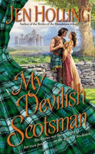 My Devilish Scotsman - Jen Holling