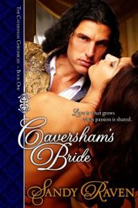 Caversham's Bride - Sandy Raven
