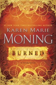 Burned (Fever #7) - Karen Marie Moning