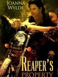 Reaper's Property (Reapers MC, #1) - Joanna Wylde