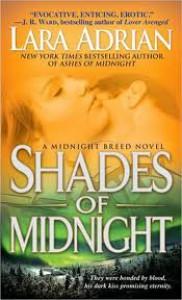 Shades of Midnight (Midnight Breed, #7) - Lara Adrian