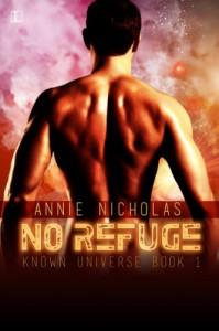 No Refuge - Annie Nicholas