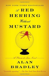 A Red Herring Without Mustard: A Flavia de Luce Novel (Flavia de Luce Mysteries) - Alan Bradley