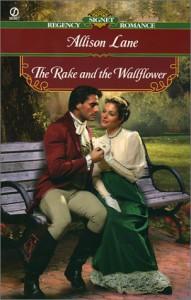 The Rake and the Wallflower - Allison Lane