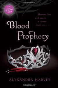 Blood Prophecy  - Alyxandra Harvey