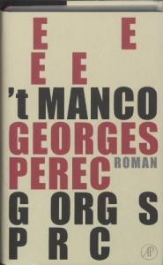 't Manco - Georges Perec, Guido van de Wiel