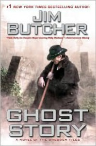 Ghost Story (Dresden Files Series #13) -