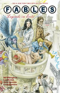 Fables: Legends in Exile  - Alex Maleev, James Jean, Bill Willingham