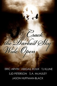 Crack the Darkest Sky Wide Open - S.J.D. Peterson, Eric Arvin,  Abigail Roux,  T.J. Klune,  S.A. McAuley,  Jason Huffman-Black