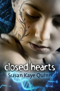 Closed Hearts - Susan Kaye Quinn