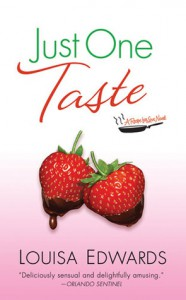 Just One Taste - Louisa Edwards