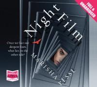 Night Film - Marisha Pessl, Jake Weber