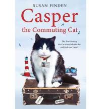 Casper the Commuting Cat - Susan Finden