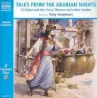 Tales from the Arabian Nights - Anonymous, Andrew Lang, Toby Stephens, Sarah Butcher