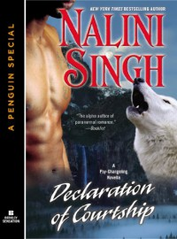 Declaration of Courtship: A Psy/Changeling Novella - Nalini Singh