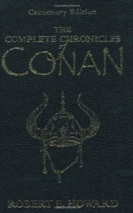 The Complete Chronicles of Conan - Les Edwards, Robert E. Howard, Stephen Jones