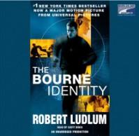 The Bourne Identity  - Scott Brick, Robert Ludlum
