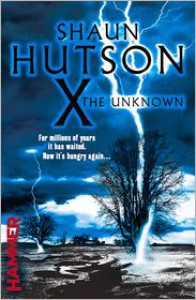 X The Unknown - Shaun Hutson