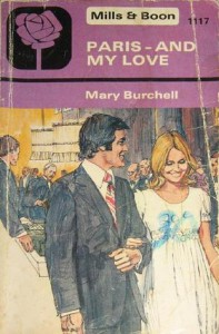 Paris - and My Love - Mary Burchell