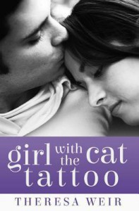 Girl with the Cat Tattoo  - Theresa Weir