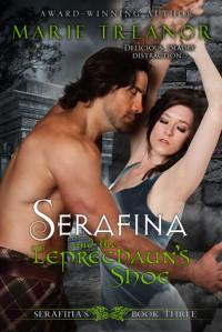 Serafina and the Leprechaun's Shoe (Serafina's, #3)  - Marie Treanor