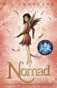 Nomad -   R.J. Anderson