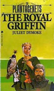 The Royal Griffin - Juliet Dymoke