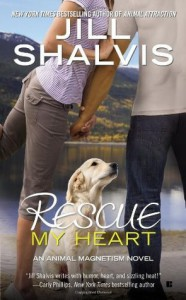 Rescue My Heart  - Jill Shalvis