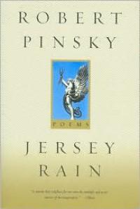 Jersey Rain - Robert Pinsky