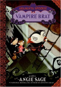 Vampire Brat - Angie Sage, Jimmy Pickering